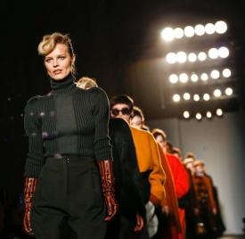 Botega Veneta2017时装秀 传递现代女性力量