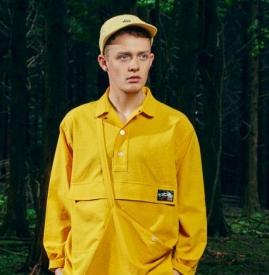 Woolrich 2019 春夏系列发布 色彩运用与面料选择