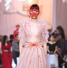 Dior全新高级订制系列上海发布