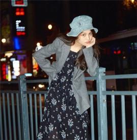 春夏最新街拍大片 可爱灵动的少女风